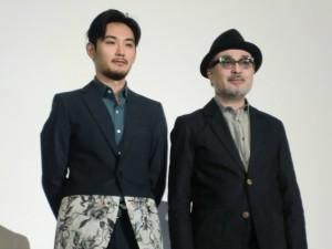 松田龍平・松尾スズキ監督②